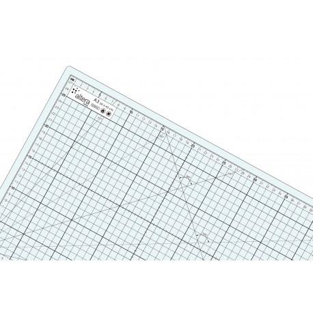 Tapis de découpe auto-cicatrisant translucide-transparent A3 (30x45cm)