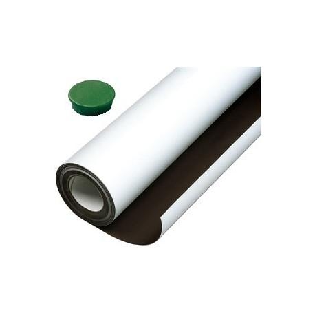 PVC ferreux en feuille pour magnet et aimant