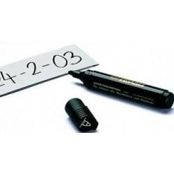 Etiquette magnétique BLANC